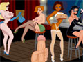 Shoot les stripteaseuses